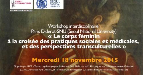 Workshop 18 novembre